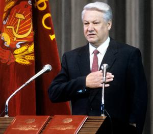 Yeltsin_inauguration_1991